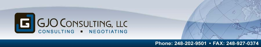GJO Consulting, LLC